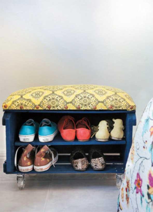 DIY - Estante para calçados 011
