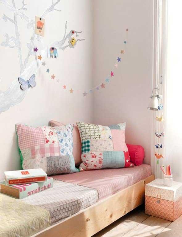 Patchwork na decoração de casa 011