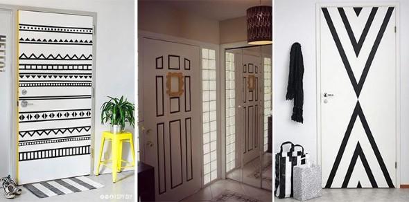 Veja como personalizar as portas da casa 009