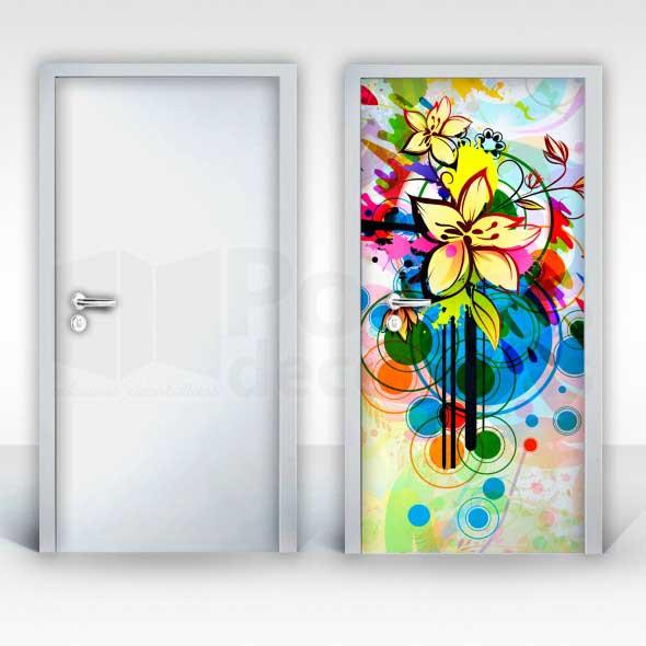 Veja como personalizar as portas da casa 014