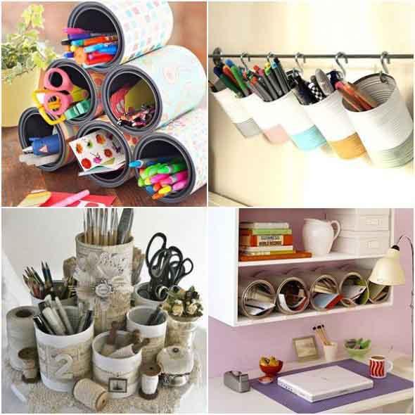 Faça objetos criativos e práticos em casa 005