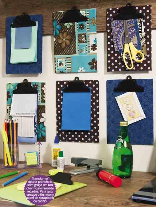 Faça objetos criativos e práticos em casa 021