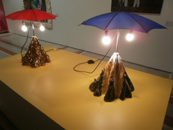 Guarda-chuvas na decoração 009