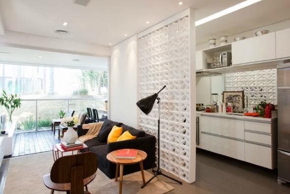 Painéis e divisórias de ambientes 007