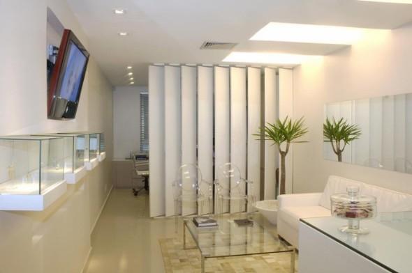 Painéis e divisórias de ambientes 012