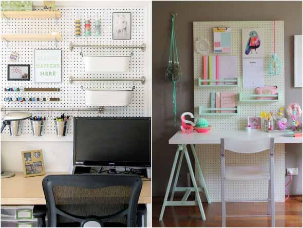 Painel de anotações Home Office 003