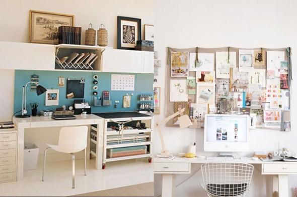 Painel de anotações Home Office 006