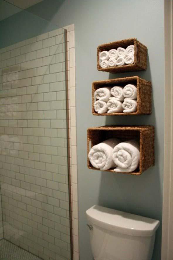 Saiba como ter em casa um prático porta toalhas 002