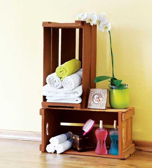 Saiba como ter em casa um prático porta toalhas 008