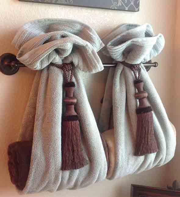Saiba como ter em casa um prático porta toalhas 013