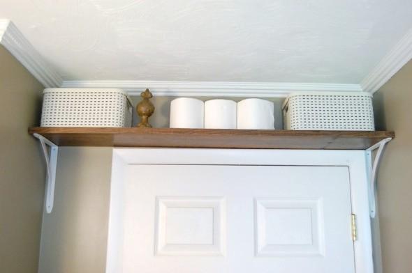 Soluções práticas para banheiros pequenos 007