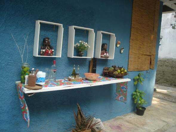 Transforme gavetas em nichos decorativos 007