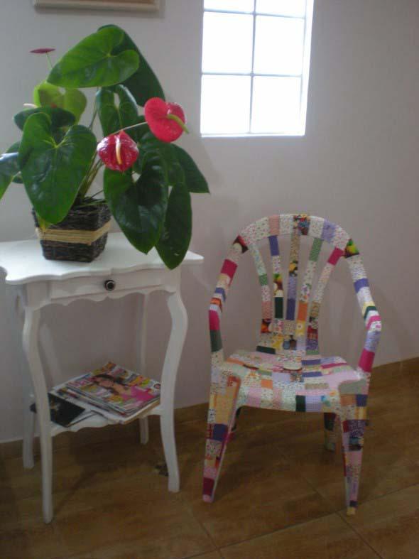 Cadeiras antigas na decoração 009
