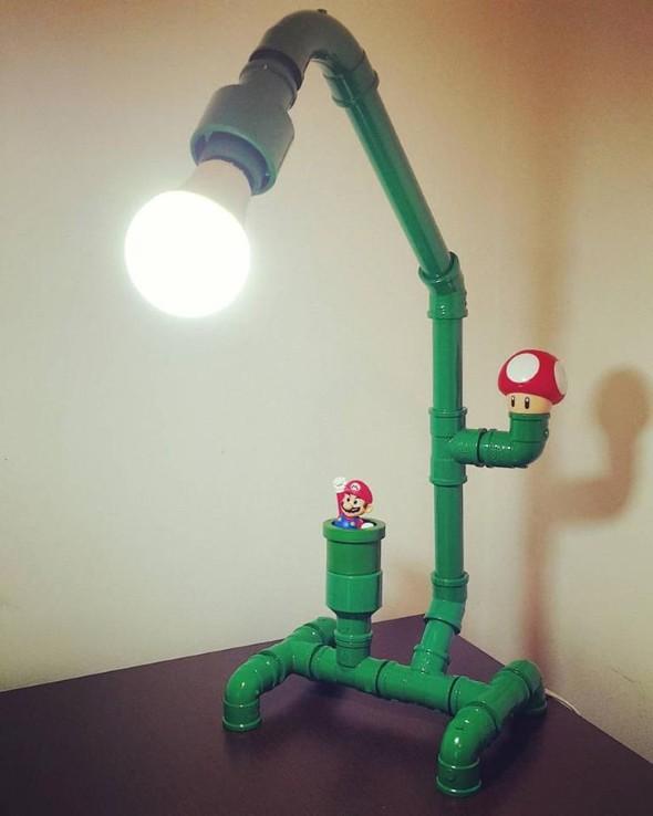Luminária criativa o para quarto das crianças 008