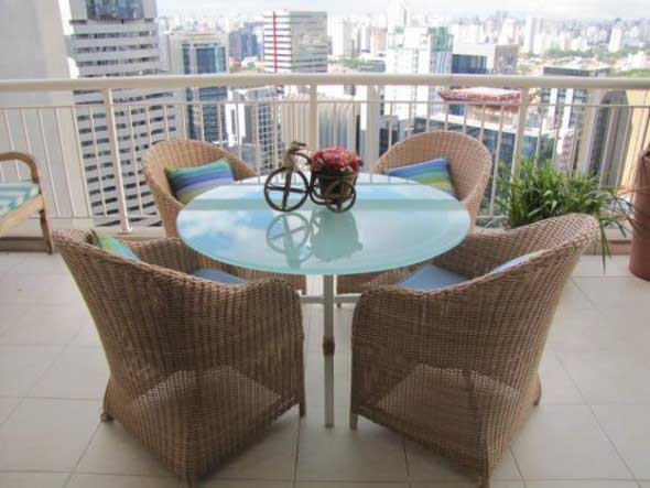 Mesas para varanda quintal ou jardim 024