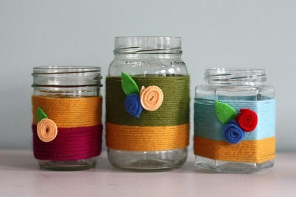 Reciclar potes de vidro 001