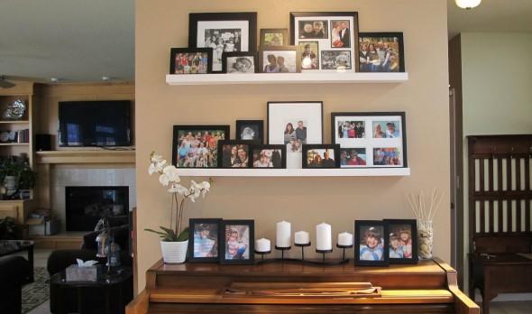 Decorar a casa com fotos 001