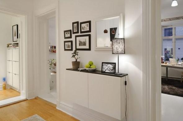 Decorar a casa com móveis suspensos 007