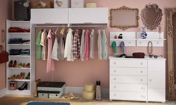 Decorar a casa com móveis suspensos 012
