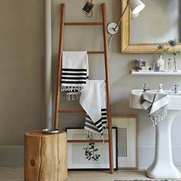 Novas formas de usar escadas na decoração 001