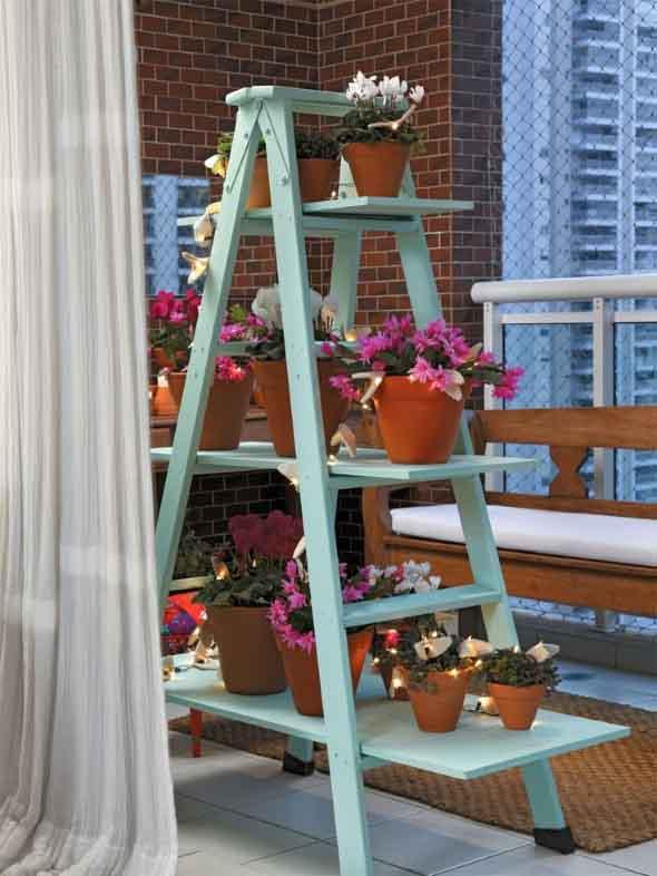 Novas formas de usar escadas na decoração 006