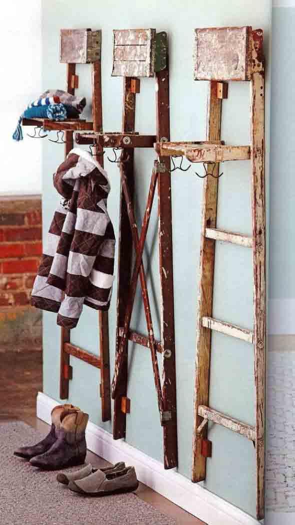 Novas formas de usar escadas na decoração 013