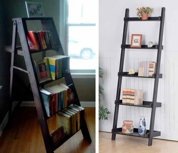 Novas formas de usar escadas na decoração 017