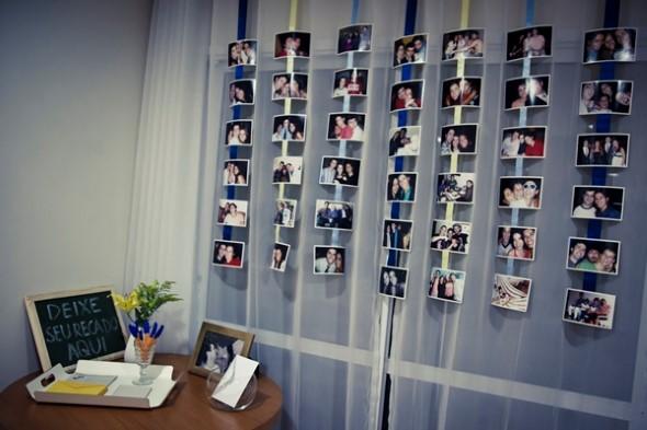 Painel de fotos em festas 013