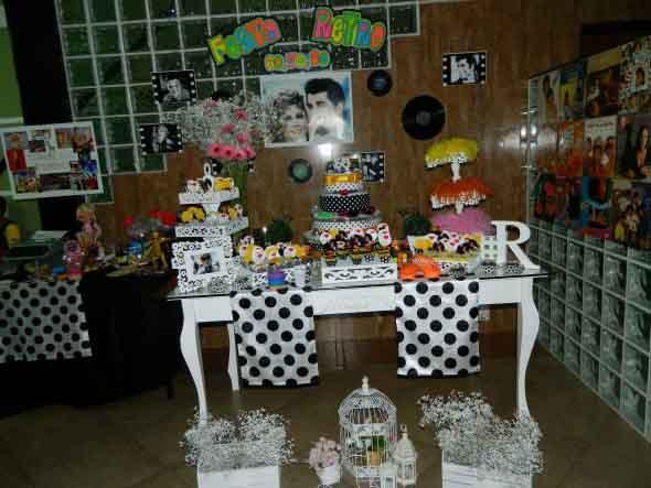 Painel de fotos em festas 018