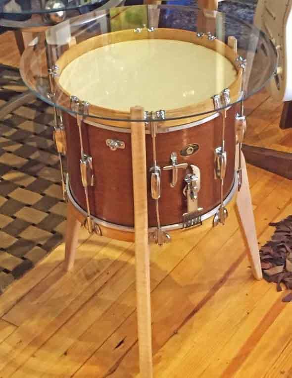 Decorando a casa com instrumentos musicais 006