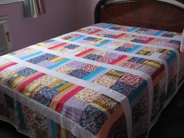 Decorar a casa com retalhos de tecidos 012