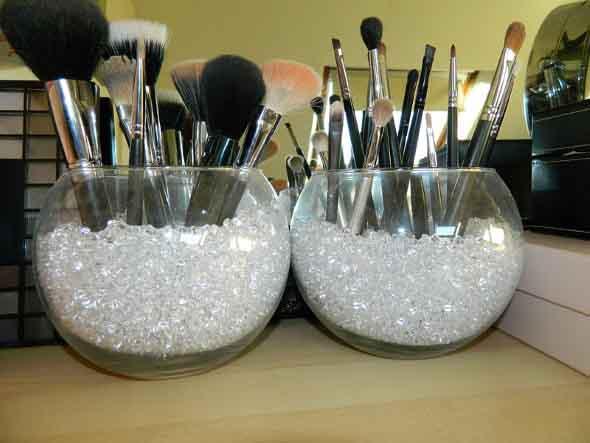 Dicas para organizar acessórios de maquiagem 004