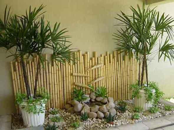 Fontes de água na decoração 011