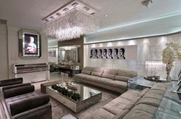 Salas de estar modernas e atuais 013