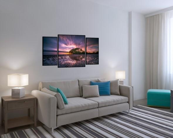 paisagens na decoração de ambientes 011