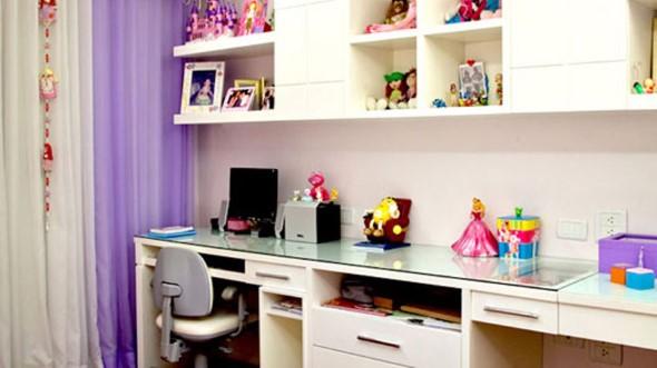 Canto de estudos para o quarto dos adolescentes 004