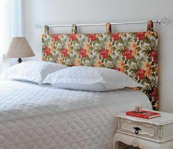 DIY - Cabeceira para cama Box 001