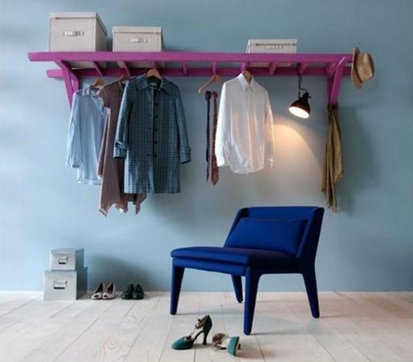 DIY - Como montar uma arara de roupas 001