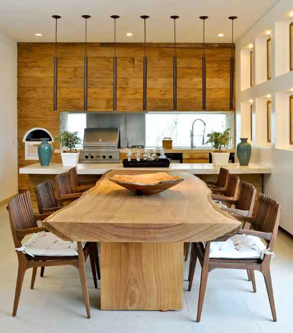 Decoração de cozinhas rústicas 019