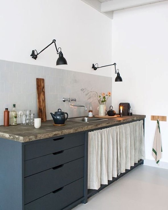 Decoração de cozinhas rústicas 020
