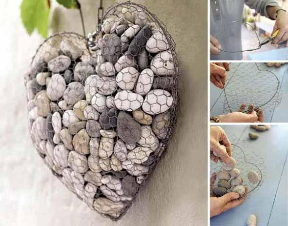 Decore sua casa com pedras 001
