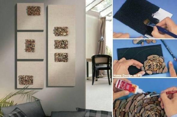 Decore sua casa com pedras 019