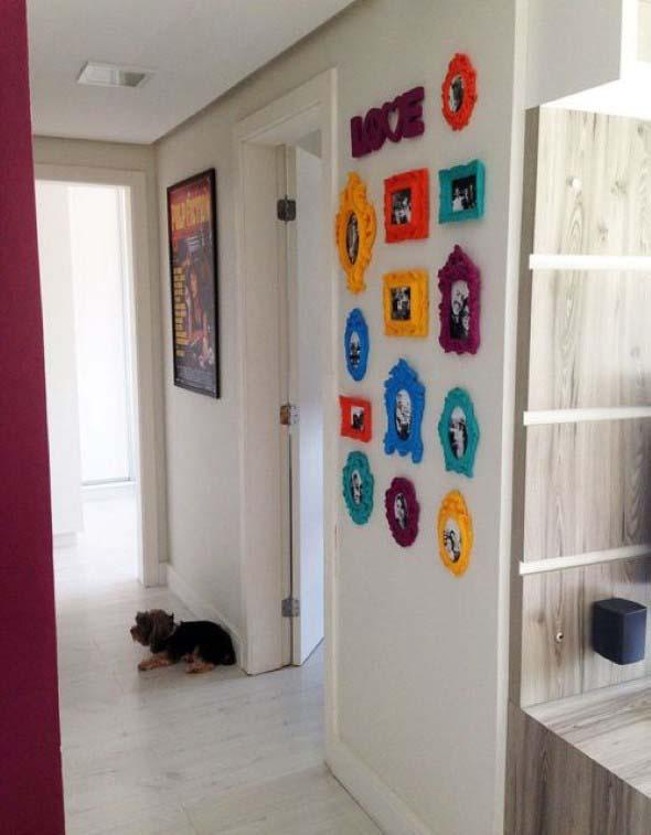 Ideias de decoração para corredores 003