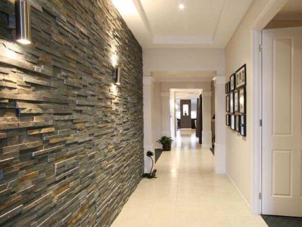 Ideias de decoração para corredores 006
