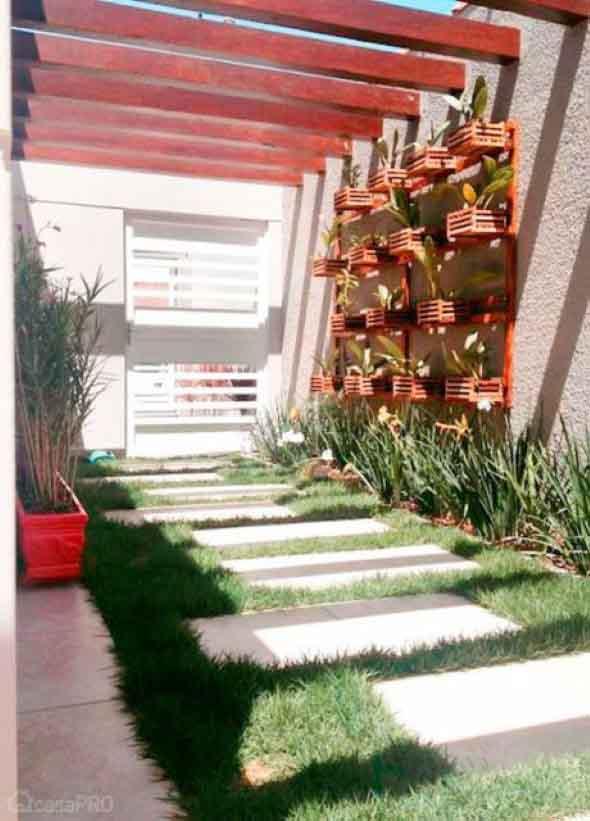 Ideias de decoração para corredores 008