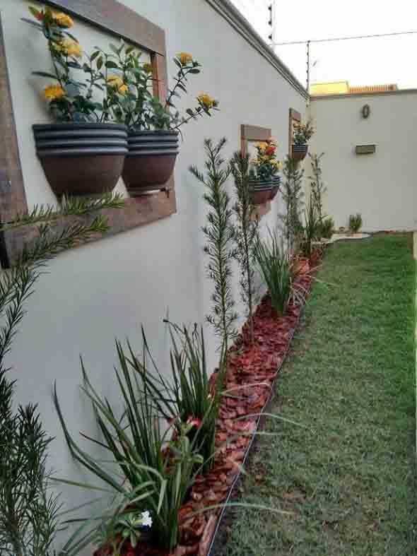 Jardins residenciais pequenos e charmosos 002