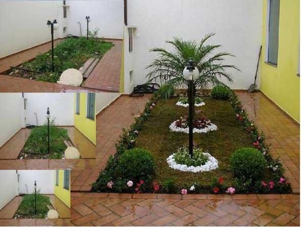 Jardins Pequenos E Baratos