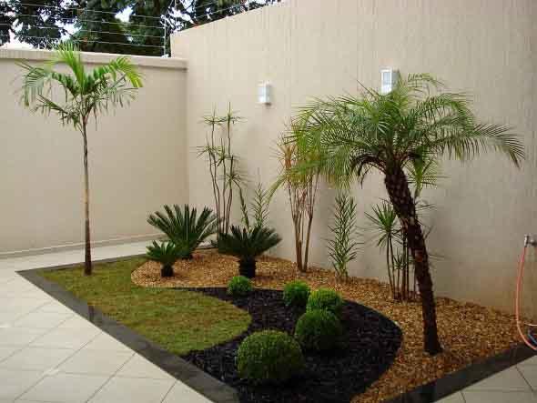 Jardins residenciais pequenos e charmosos 008