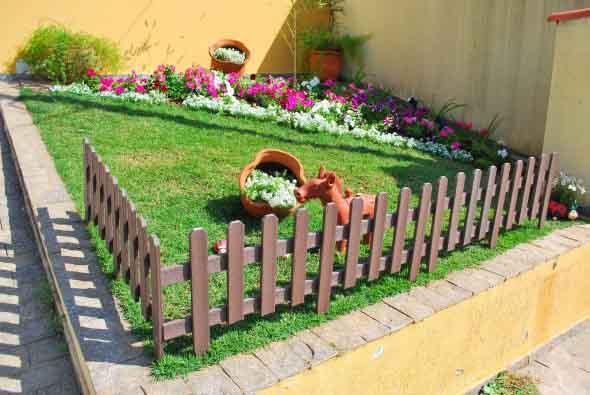 Jardins residenciais pequenos e charmosos 019