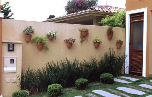 Jardins residenciais pequenos e charmosos 023